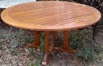 Tables - Dining - Teak Wood