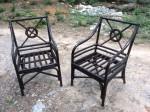 Restaurant - Chairs - Rattan