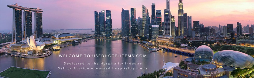 used hotel items singapore