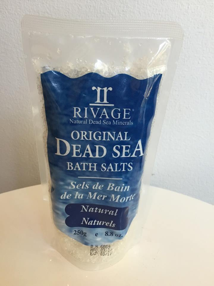 Dead Sea Bath Crystal Salt