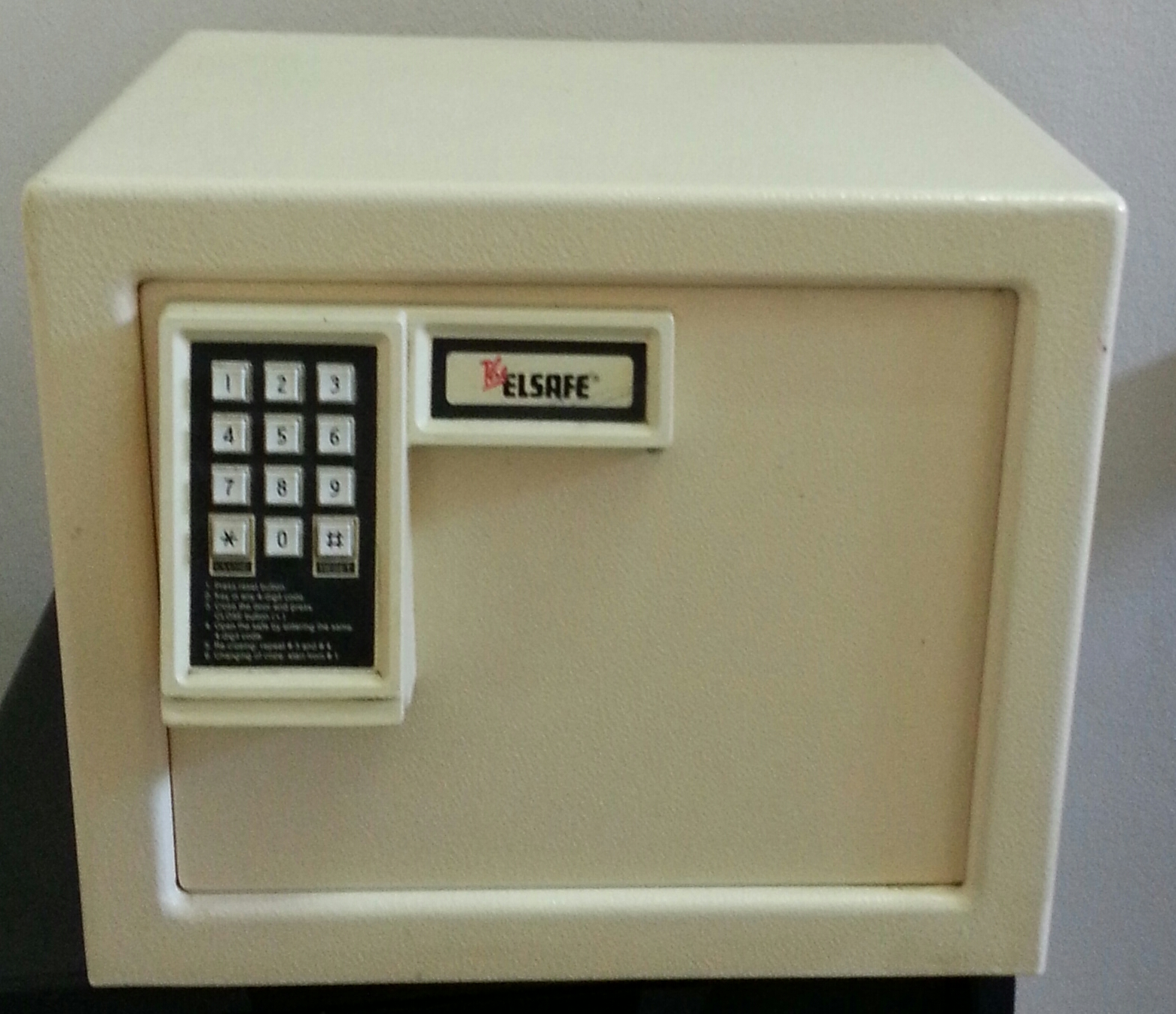 safety Deposit Boxes - Elsafe